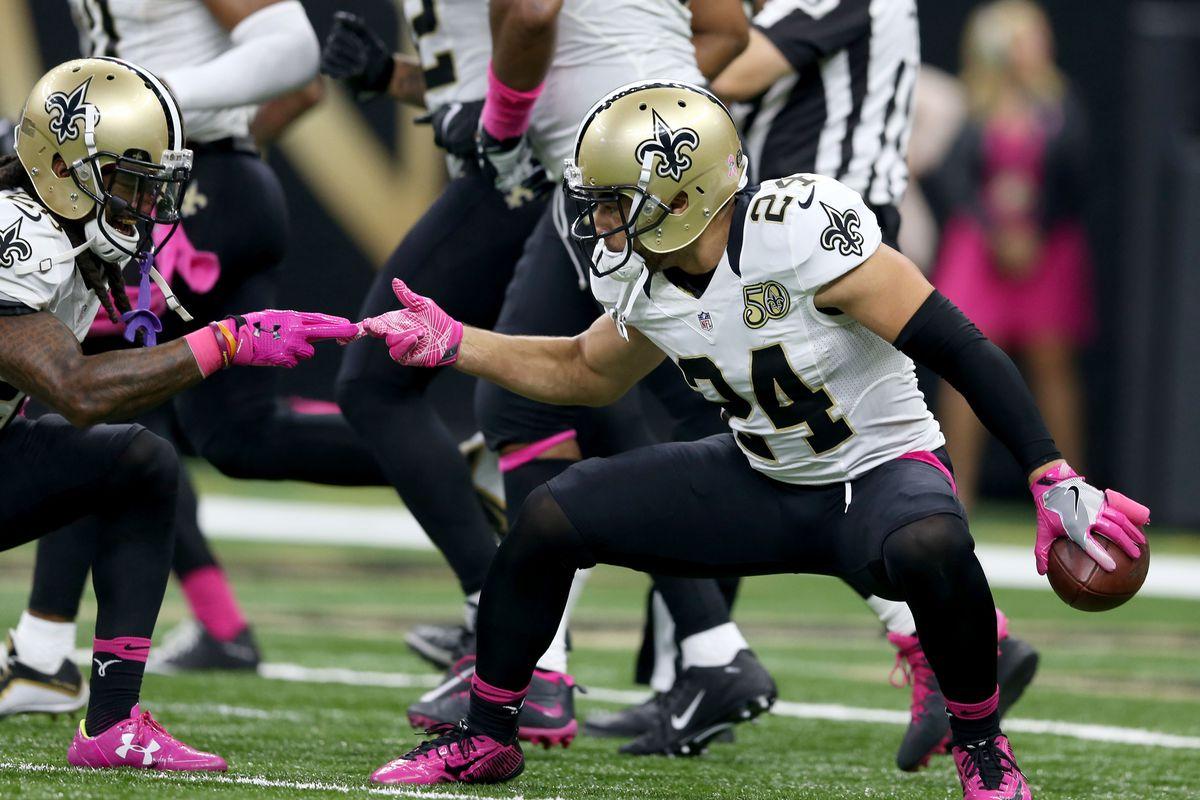 NFL: Carolina Panthers at New Orleans Saints