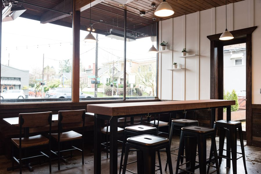 Take a Look Inside OP Wurst\'s New Division Street Digs - Eater ...