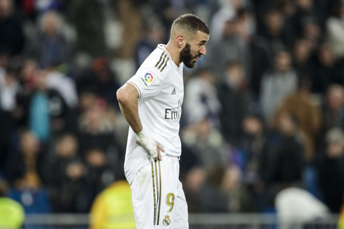 Confirmed Lineups Levante Vs Real Madrid 2020 La Liga Managing