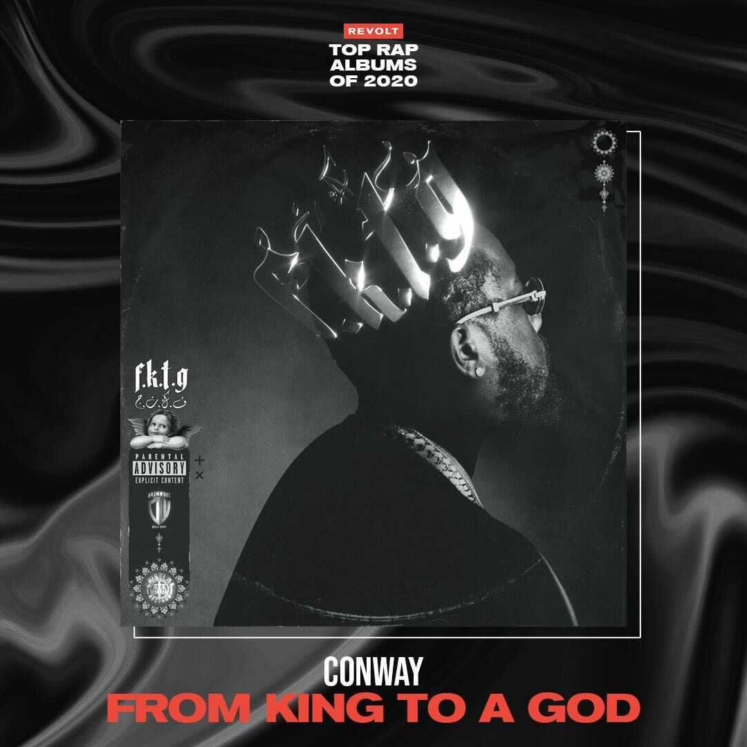 Conway The Machine — From King To A God
