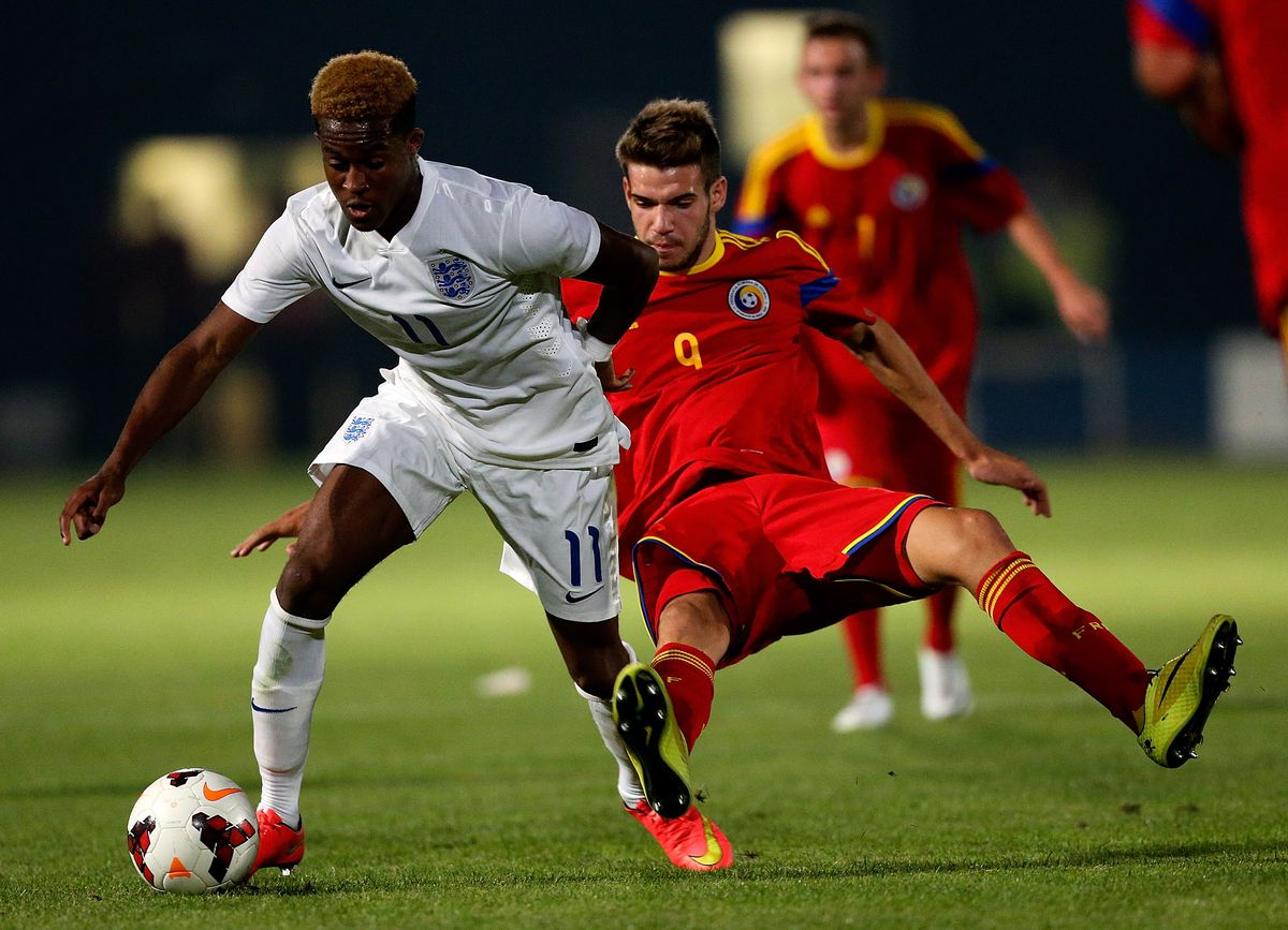 England v Romania: U20 International Friendly