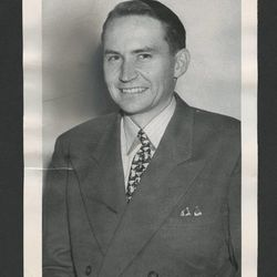 L. Tom Perry in January 1949.