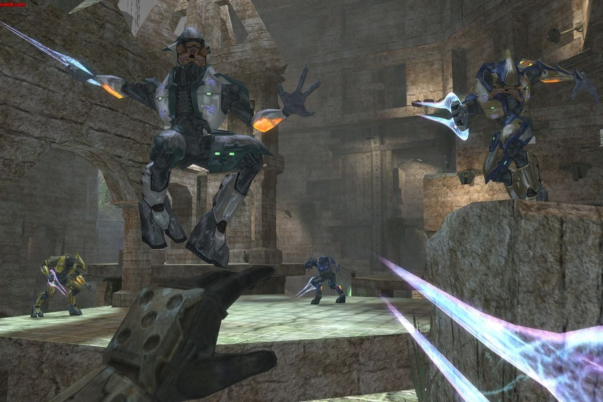 Bungie and Halo 2 responsible for evolution of Xbox Live, say Xbox ...