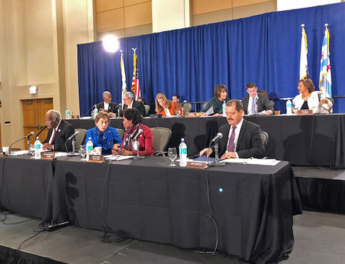 House of Representatives Energy and Commerce Committee holds a Chicago field hearing Thursday at Kennedy-King College.