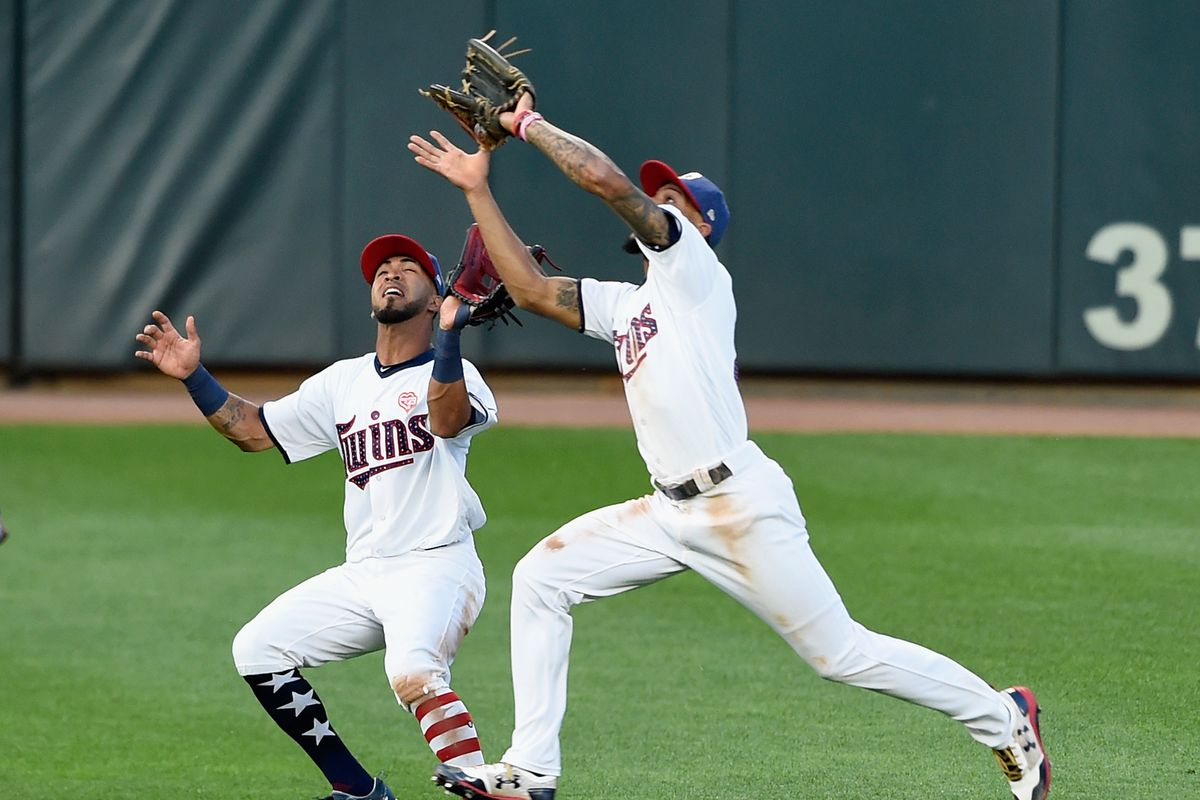 Sunday Twins Byron Buxton Is Fast Twinkie Town