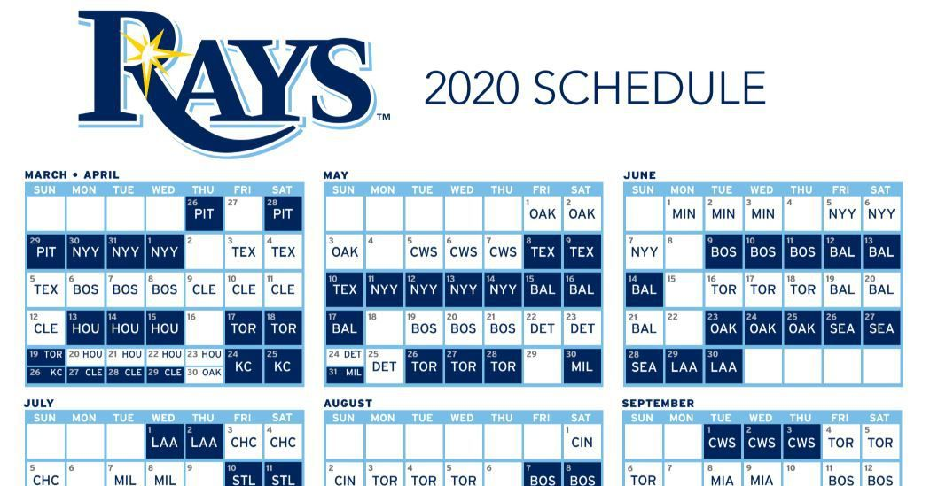Magic image for rays printable schedule