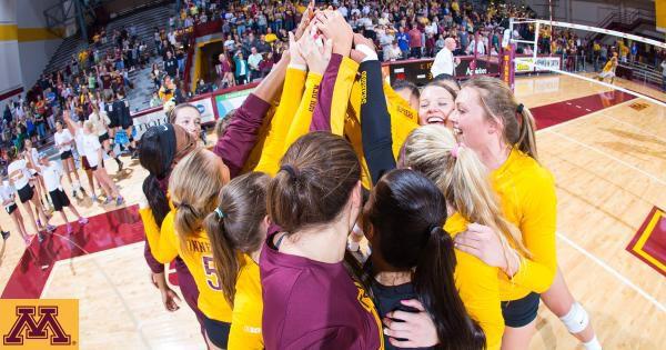 Minnesota Gophers Volleyball