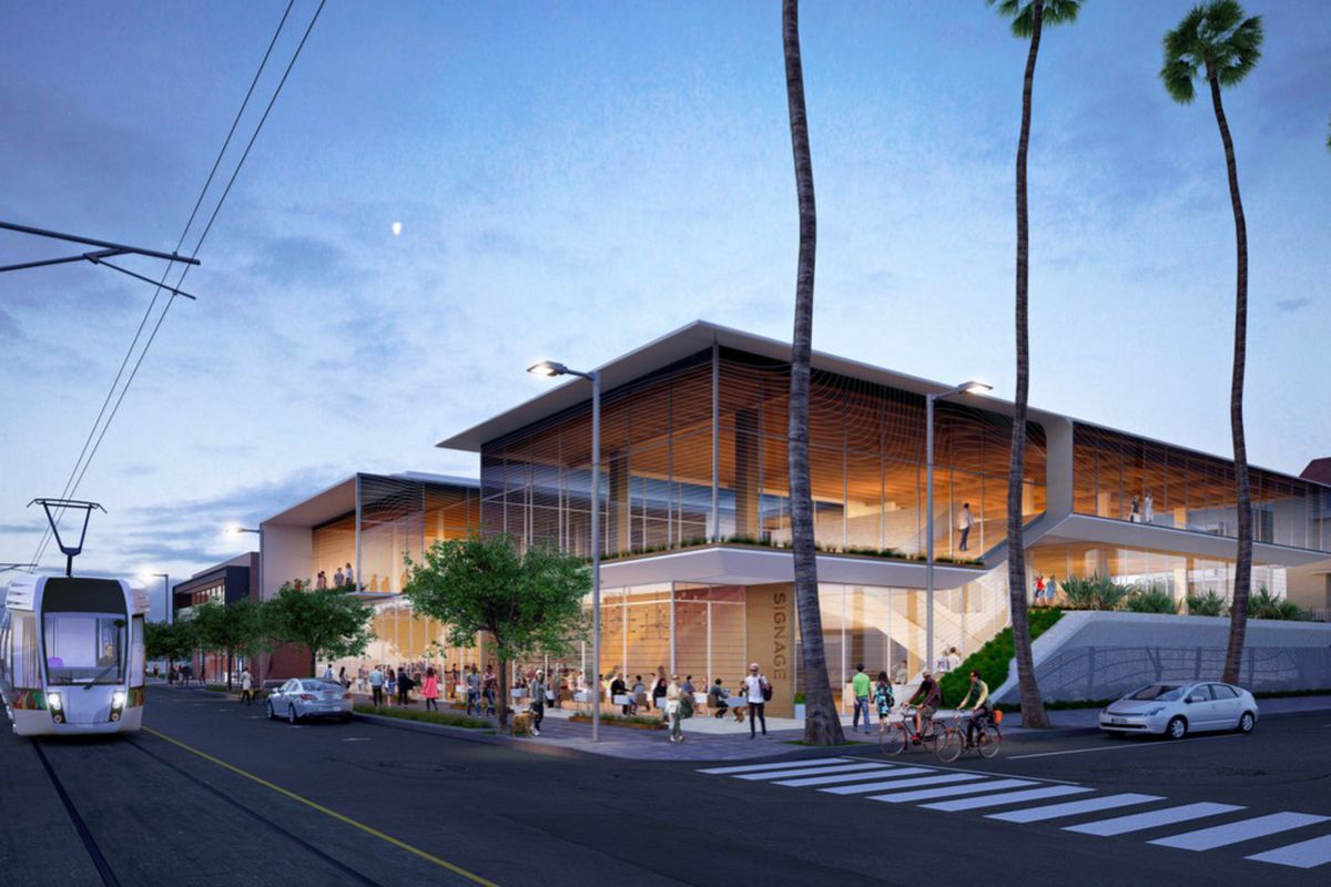 Santa Monica Office And Retail Project Planned Near The
