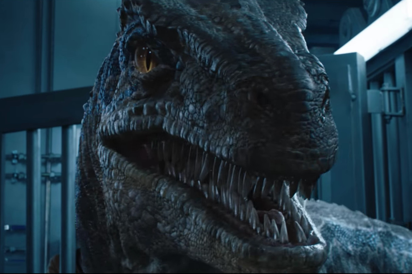 the final trailer for jurassic world fallen kingdom shows that people never learn from their mistakes