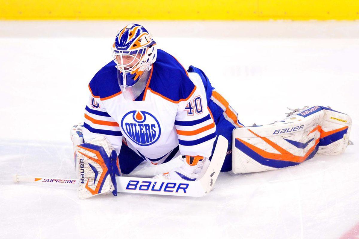 Can Devan Dubnyk be a good starting goaltender in the NHL?