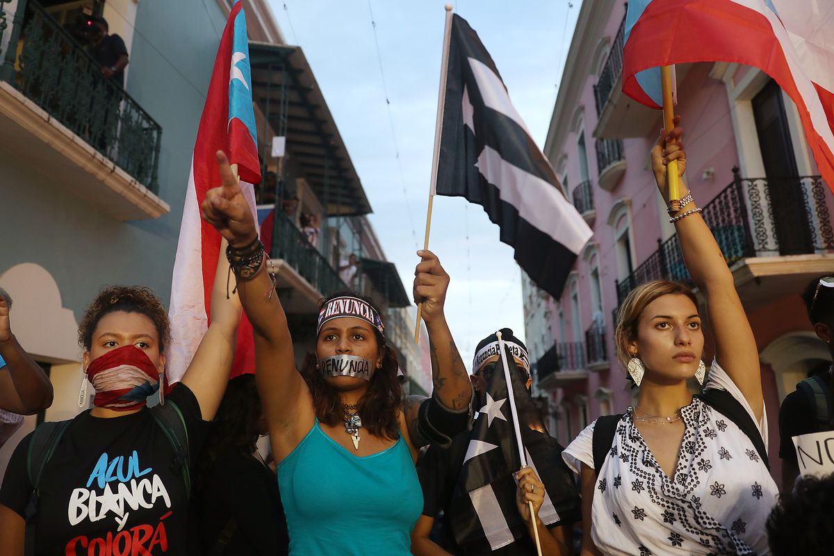 Puerto Rico's week of massive protests, explained - Vox