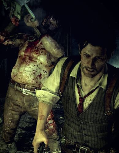 The Evil Within review a 500