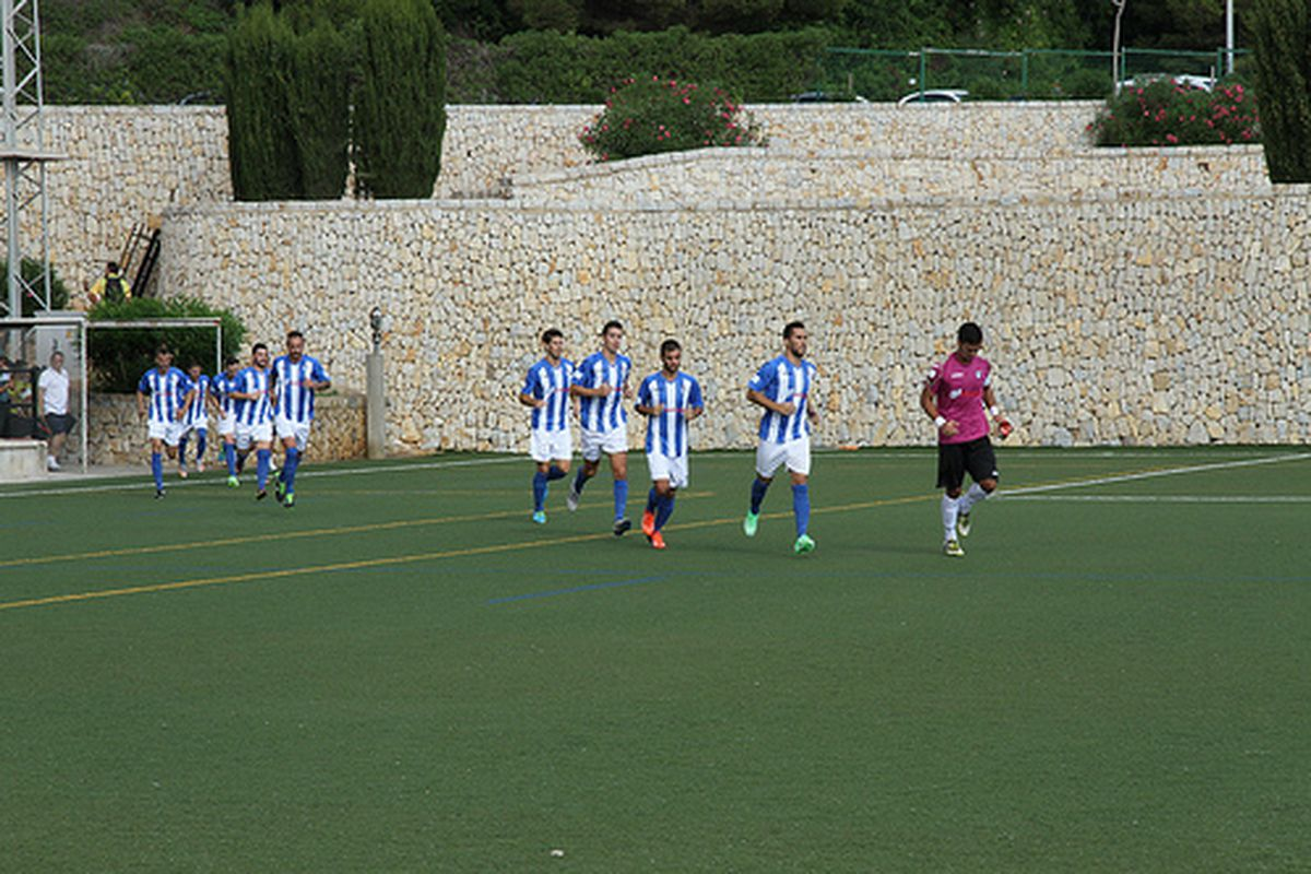 One of Fragoso's former teams, Atletico Baleares