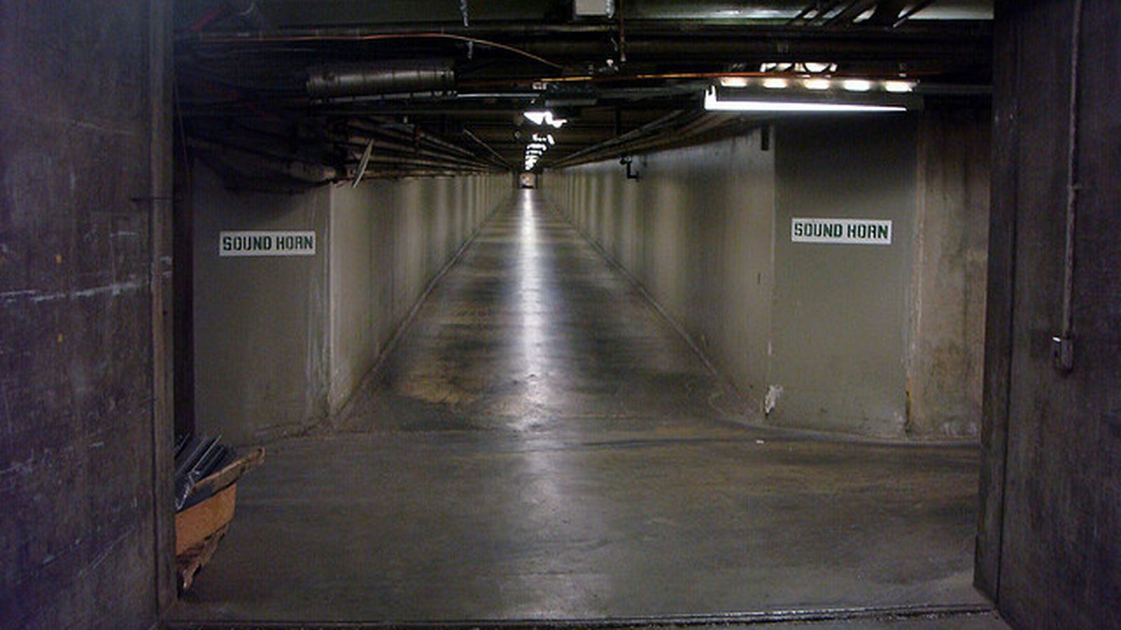 The Hidden History Of The Labyrinth Of Underground Tunnels