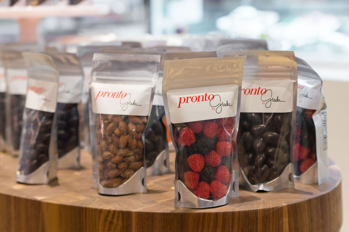 Sweets at Pronto by Giada