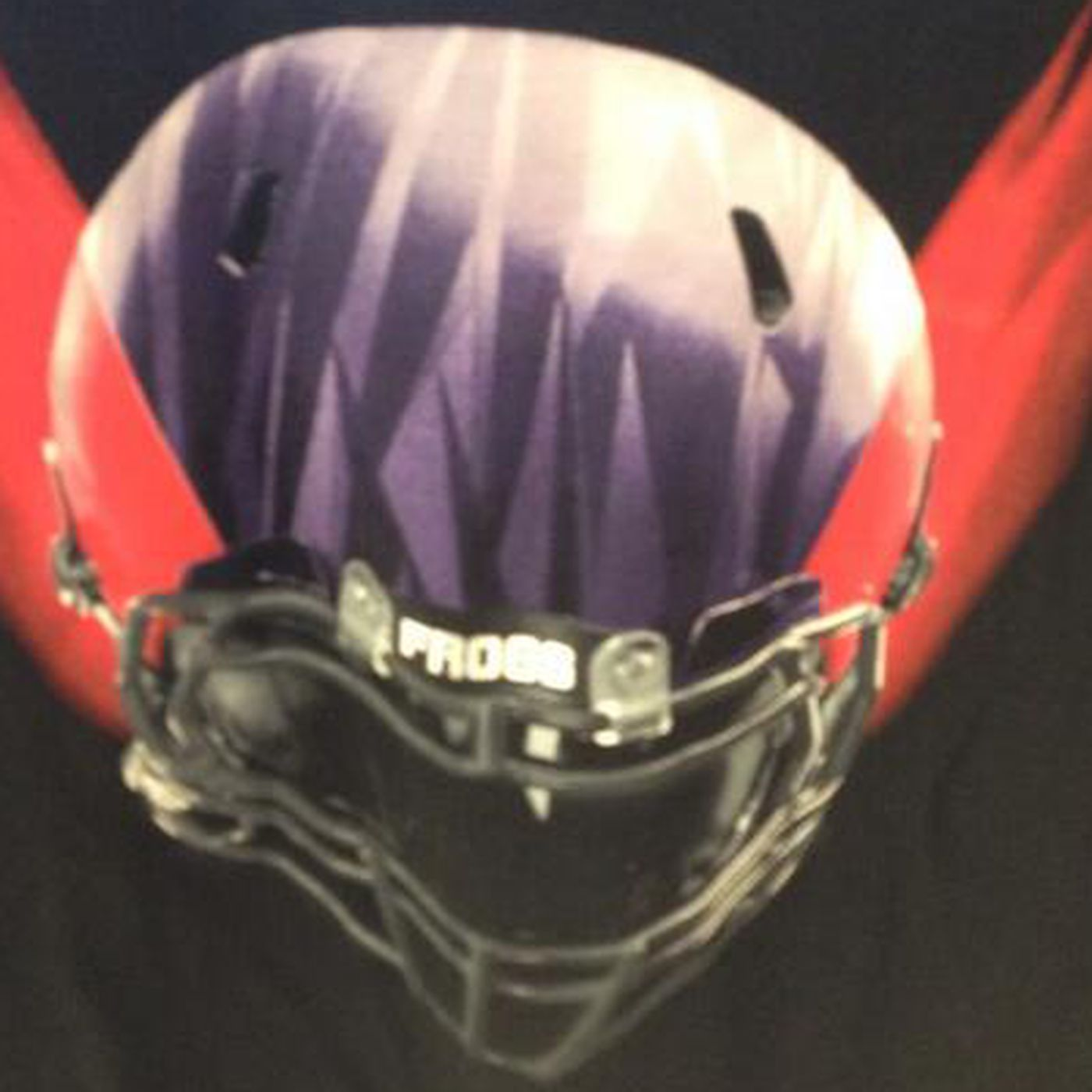 Could This Be The New TCU Football Helmet 68c9d79a2