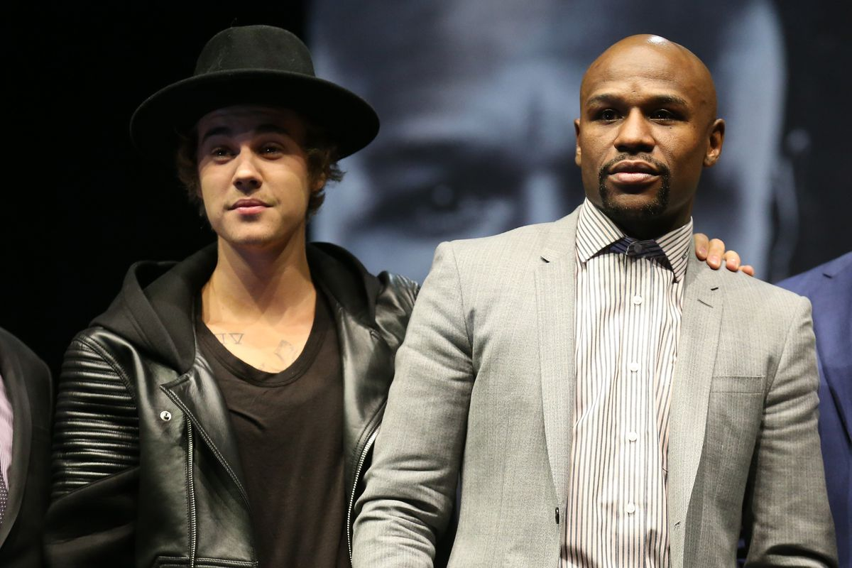 White: 'If Bieber and Cruise want to fight, we can talk'