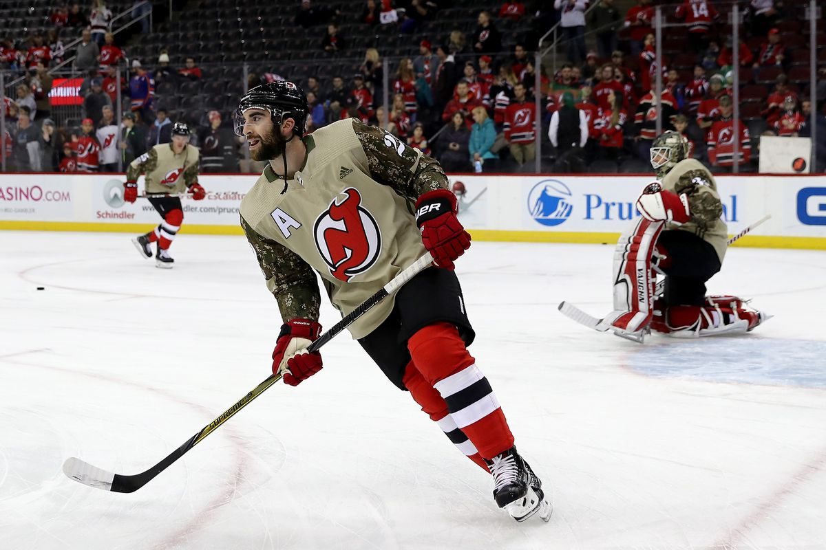 separation shoes 3d0ce 8e0fe Kyle Palmieri Out for 4-6 Weeks with Broken Foot - All About ...