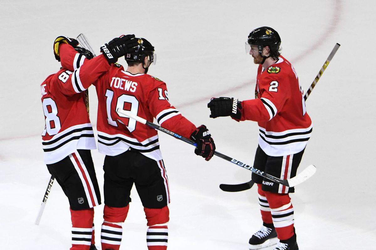 David Banks-USA TODAY Sports. The Blackhawks and 29 other NHL teams will ... 1c75e1b78