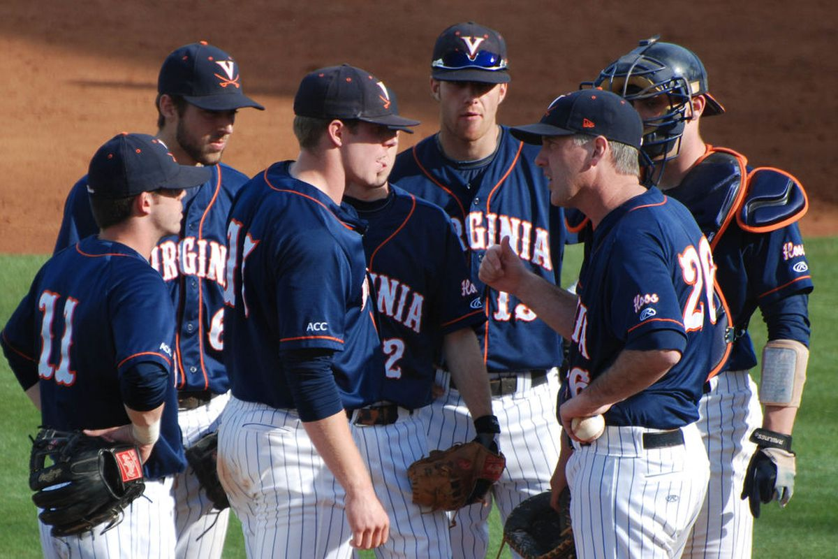 Hoos have had quite the successful season so far even though everyone considered they'd be rebuilding early on. Photo courtesy of  Ralph Wood