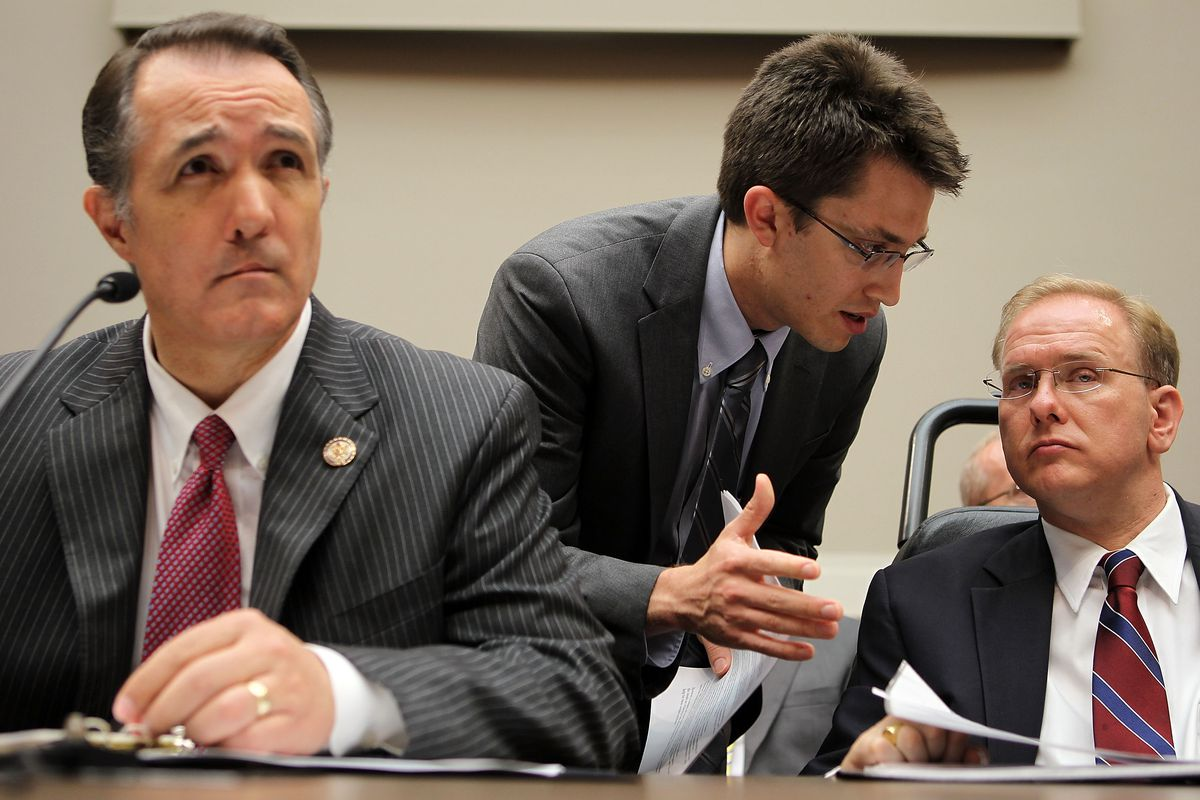 Report: Rep. Trent Franks, who is resigning immediately ...
