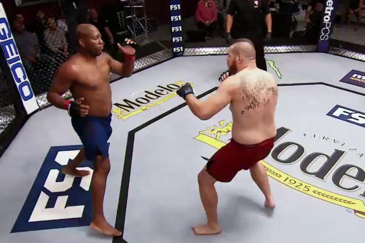 The Ultimate Fighter 28 Results Michel Batista Vs Josh Parisian
