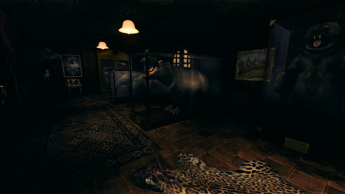 Amnesia: A Machine for Pigs screenshot 1280