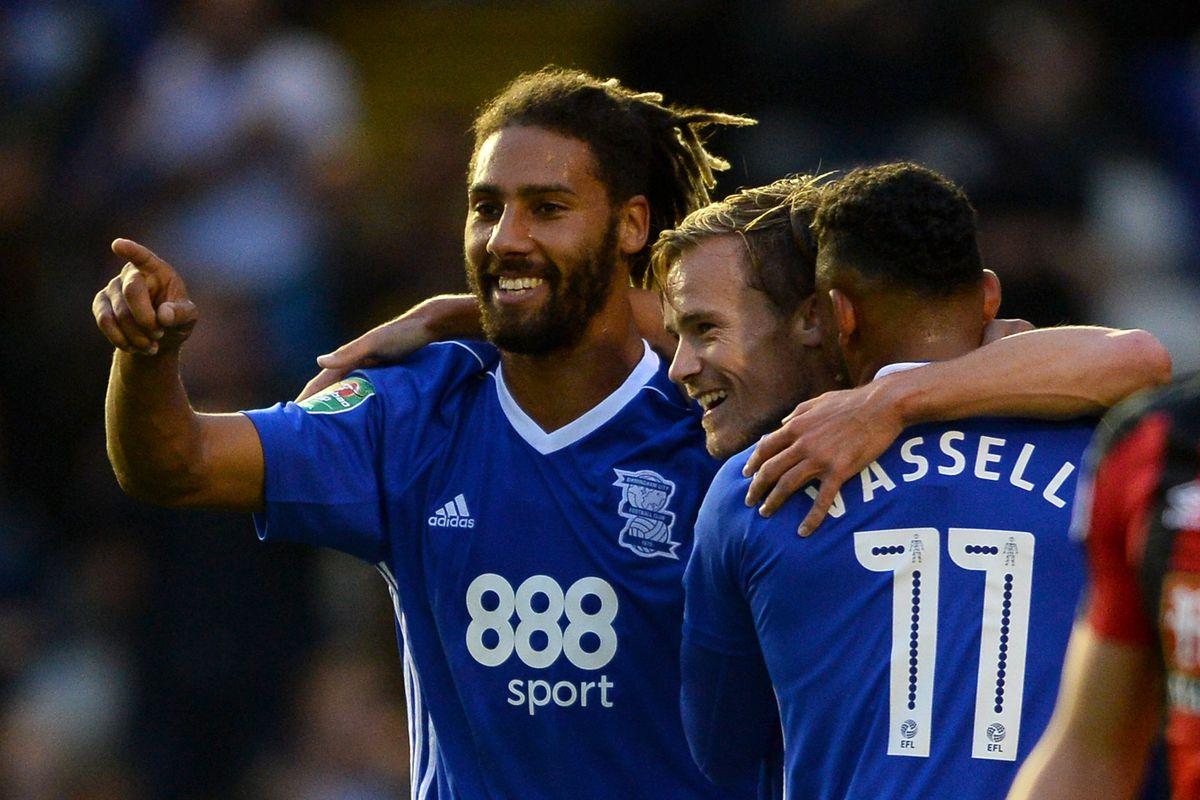 Birmingham City v AFC Bournemouth - Carabao Cup Second Round