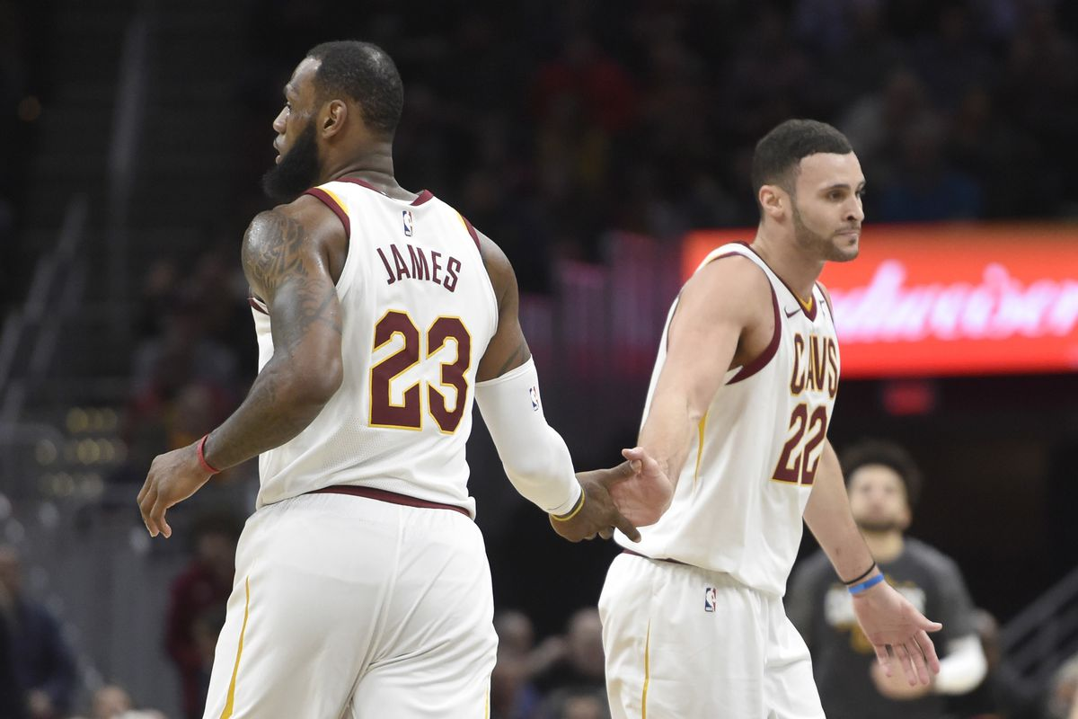 915469477 NBA ICYMI  Larry Nance s First Cavs Start Jump-Starts the Land - The ...