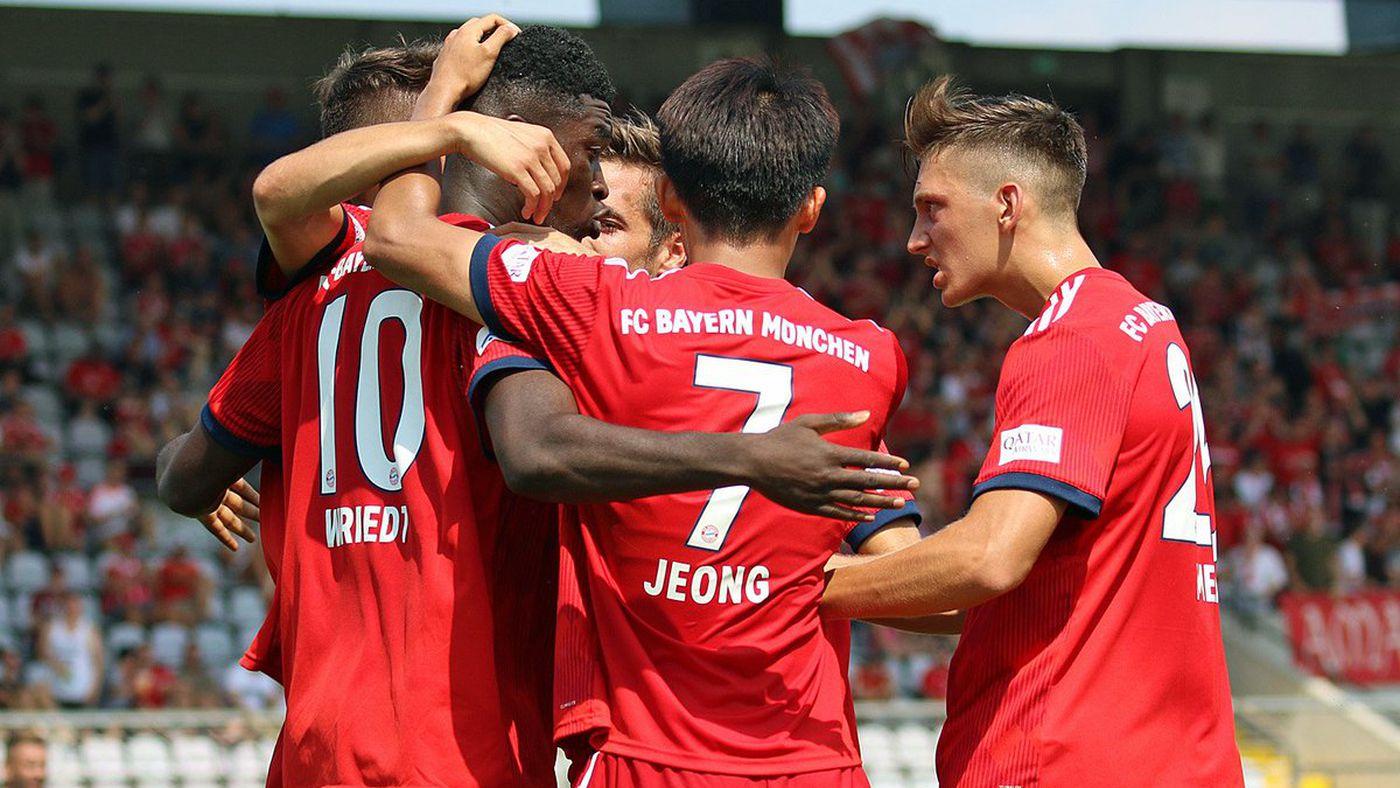 Fc Dallas Vs Bayern Munich Ii Scouting Report Big D Soccer