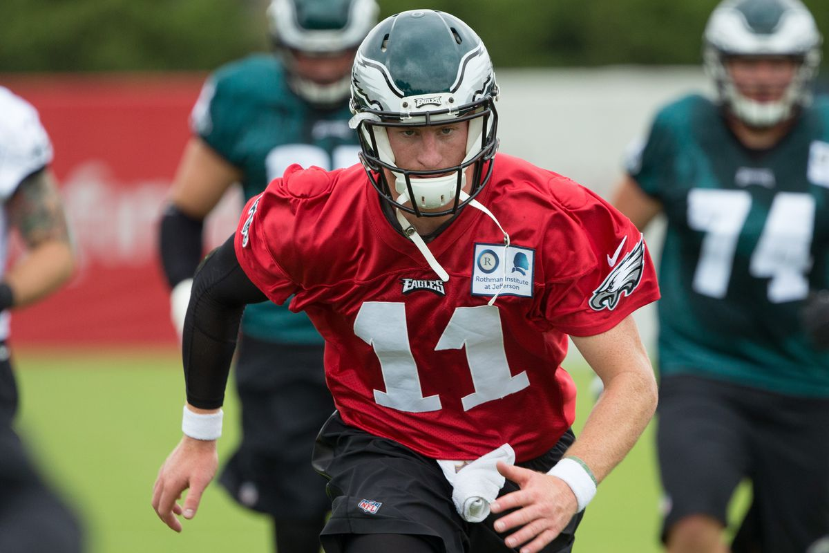 7876f373e4b Bill Streicher-USA TODAY Sports. Monday was the 20th day of Philadelphia Eagles  training camp ...