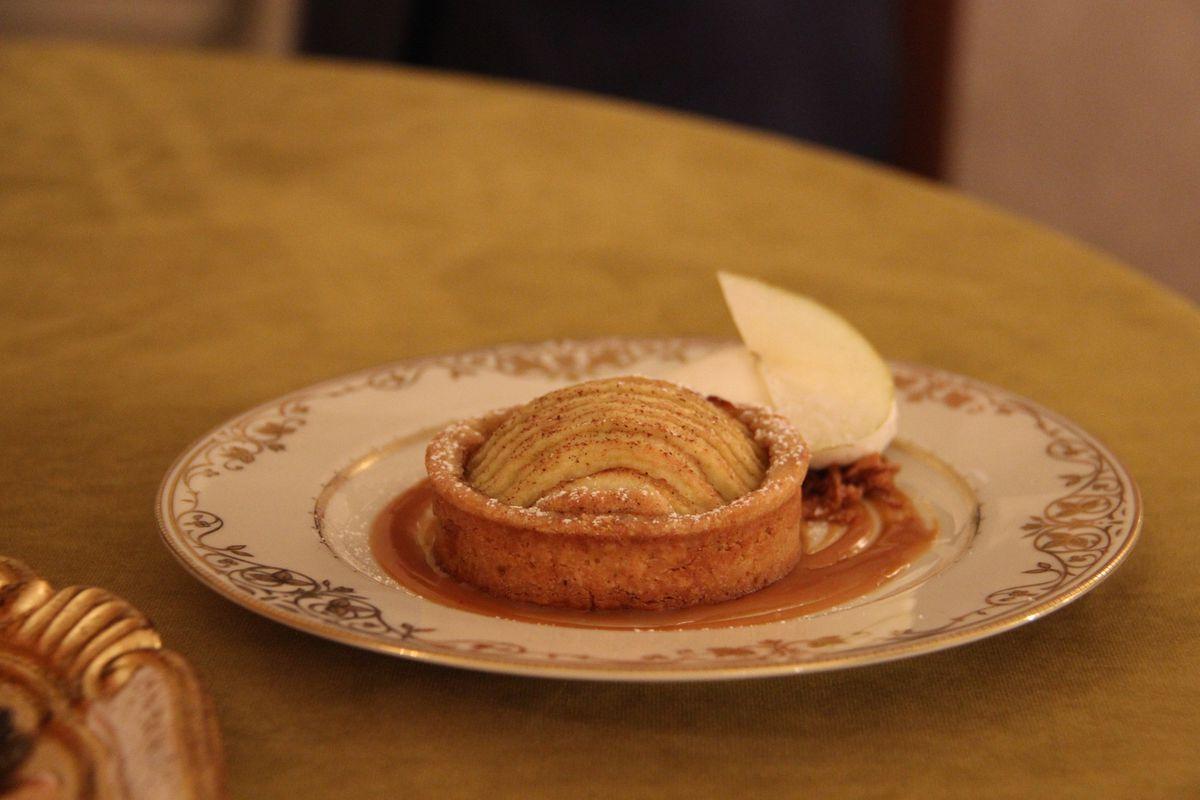 white house dessert