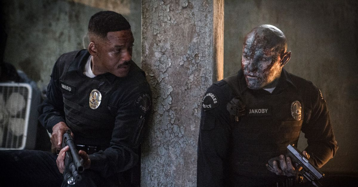 Bright proves that Netflix can do blockbusters