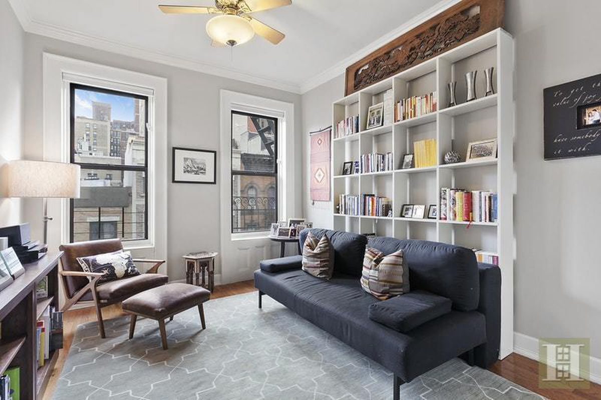 On the Upper West Side, $820K buys a prewar two-bedroom ...