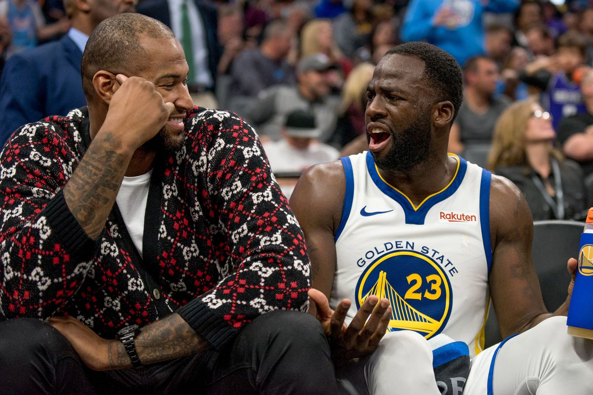 0a9309e0336c Tech please  How DeMarcus Cousins  attitude could affect Kevin Durant