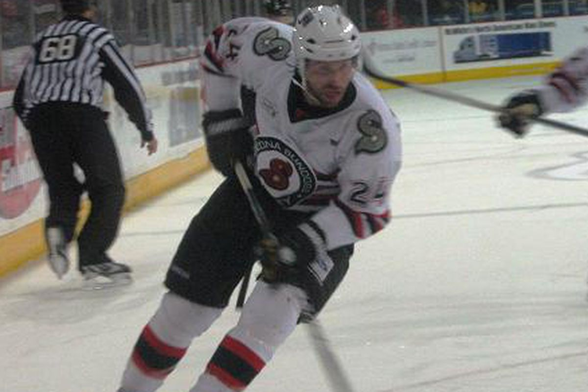 Kyle Chipchura earned the Oakley CHL Player of the Week Award