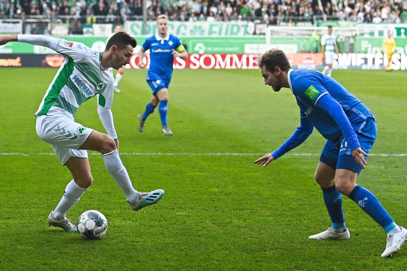 2. Bundesliga Update - Matchday 12