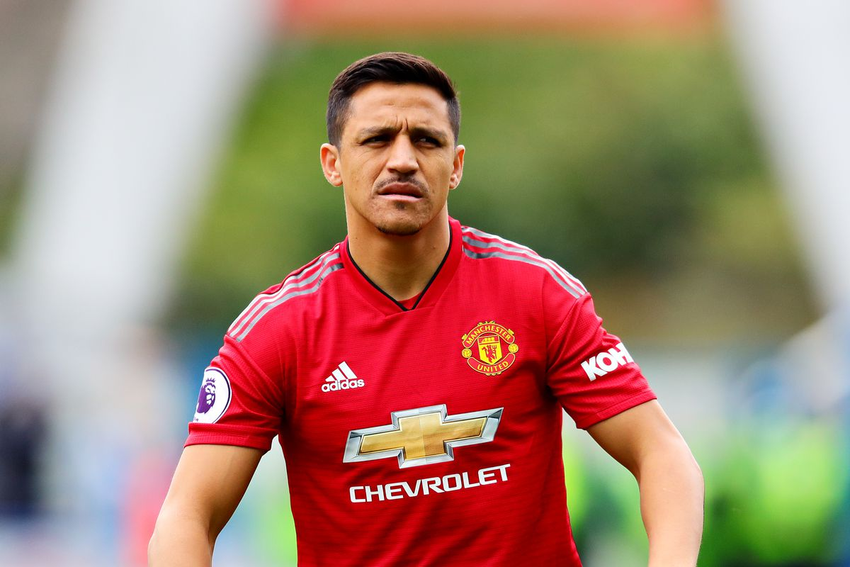 huge selection of c835e 0ac4e Manchester United are desperate to get rid of Alexis Sánchez ...