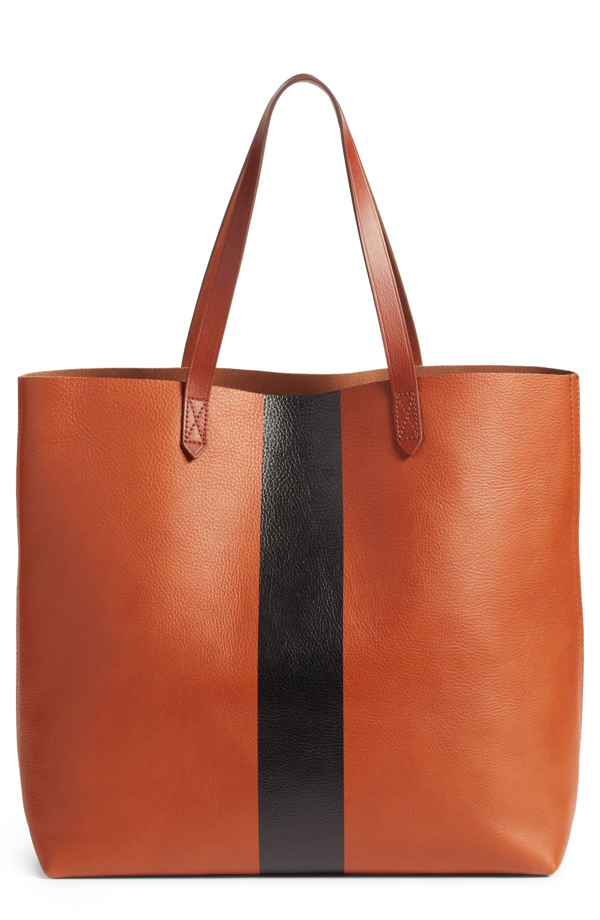 Tote Bag with stripe