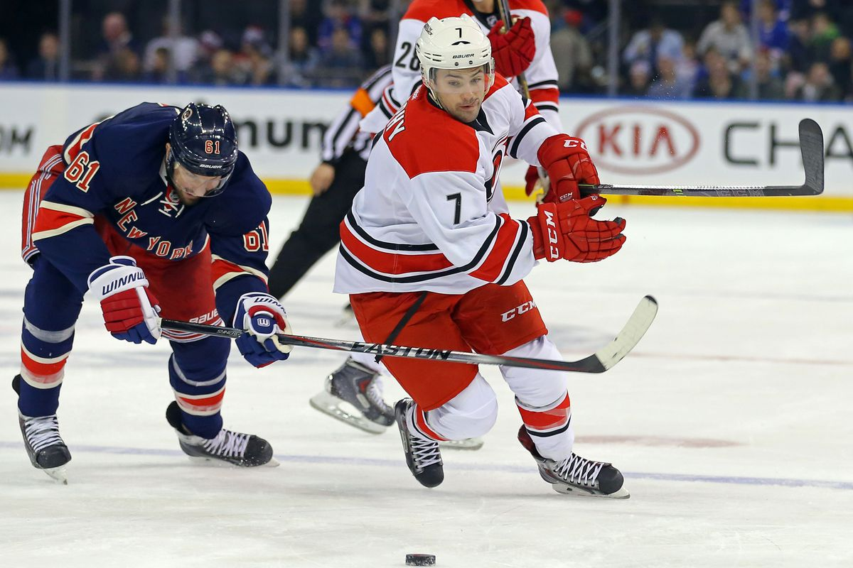 Ryan Murphy will return to the Canes' lineup in mid-March.