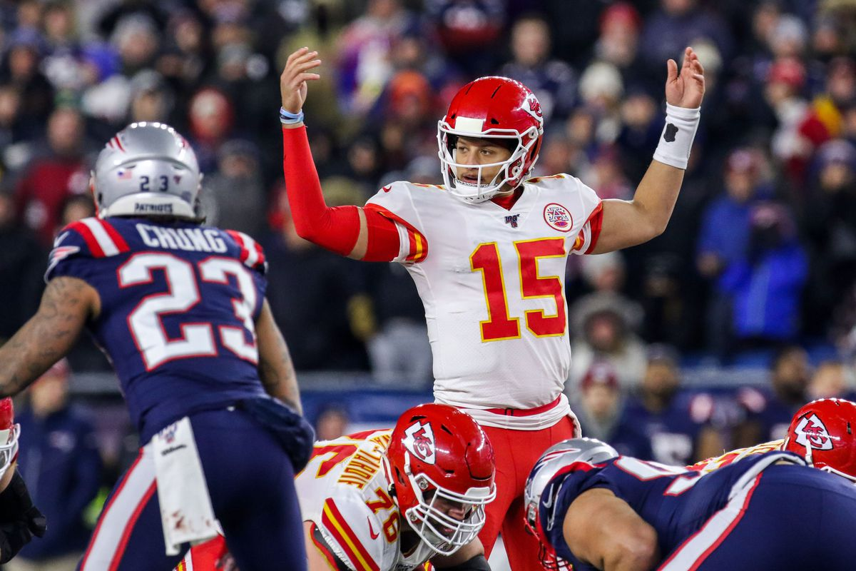 Chiefs Market Movers Heading Into Sunday S Broncos Game