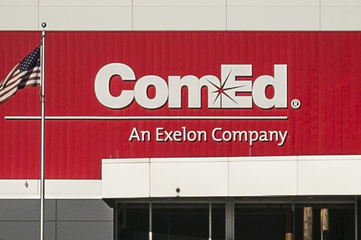 ComEd Training Center, 3536 S. Iron St. in Chicago
