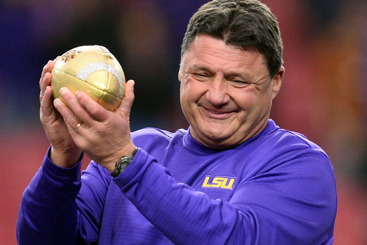 NCAA Football: Fiesta Bowl-Louisiana State vs Central Florida