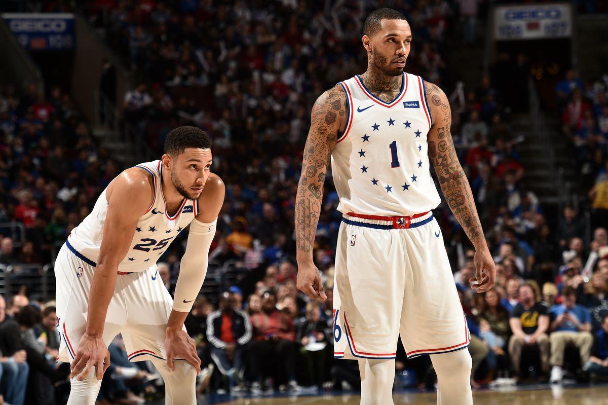 Indiana Pacers v Philadelphia 76ers