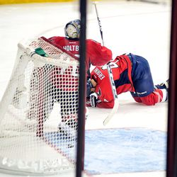 After the Hurricanes Third Goal