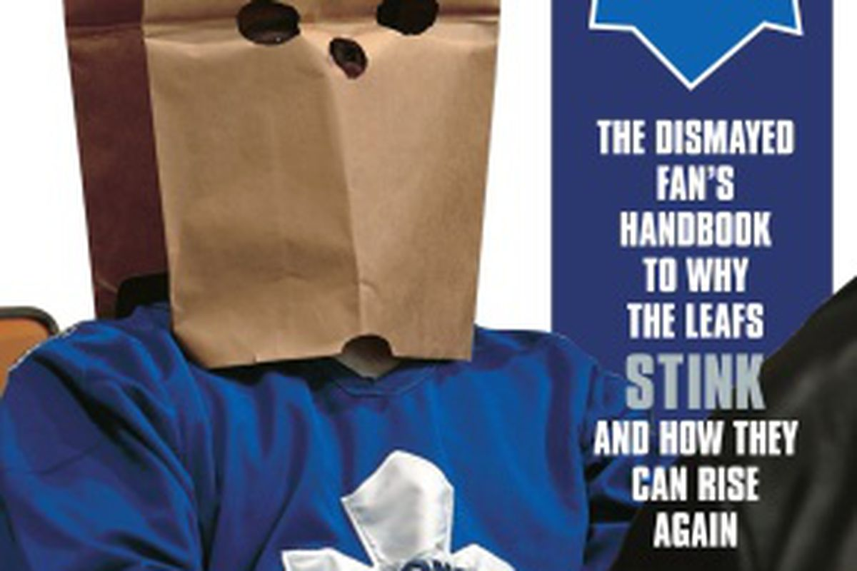 Leafs Stink! Thank God they don't suck. Bunch of doodyheads.
