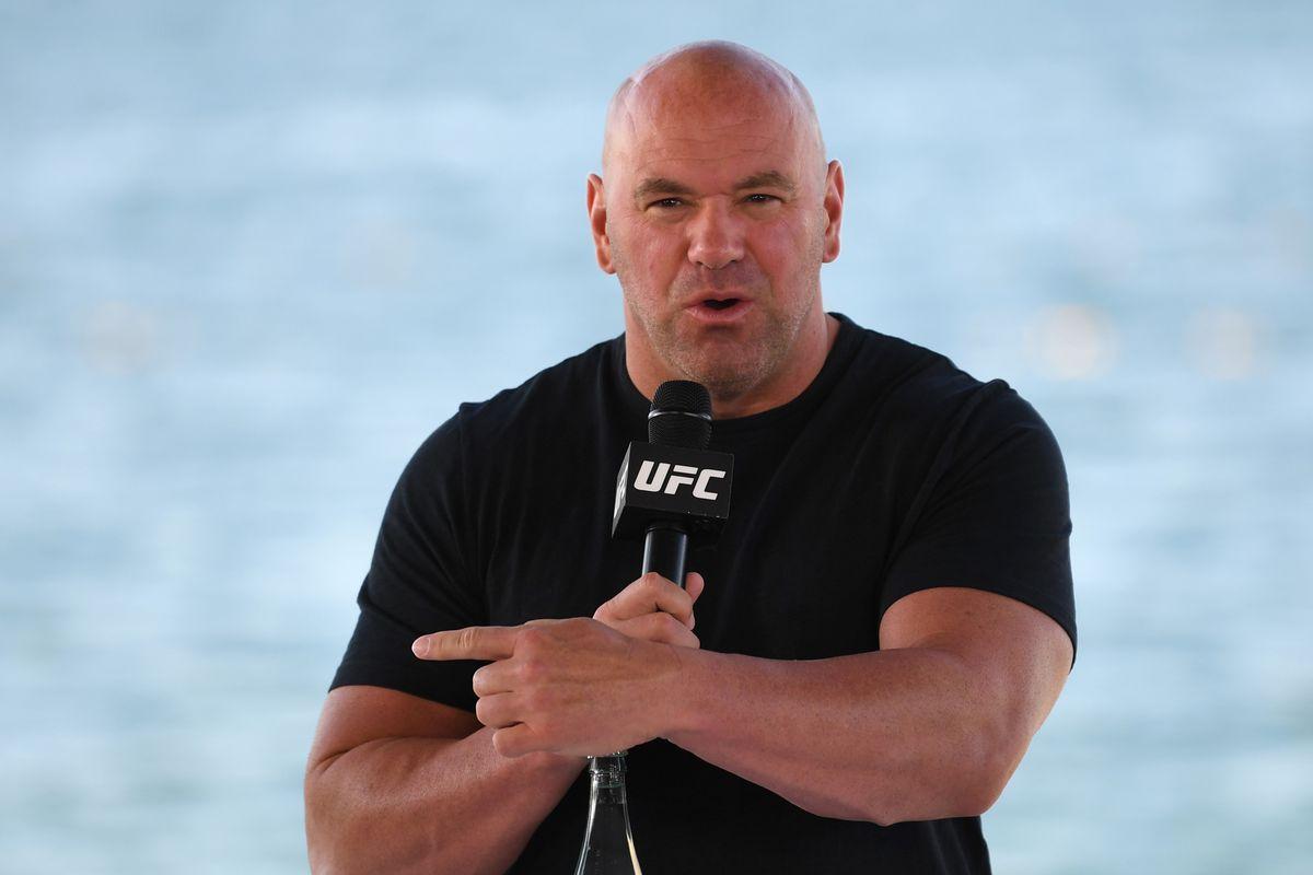 UFC 254: Press Conference