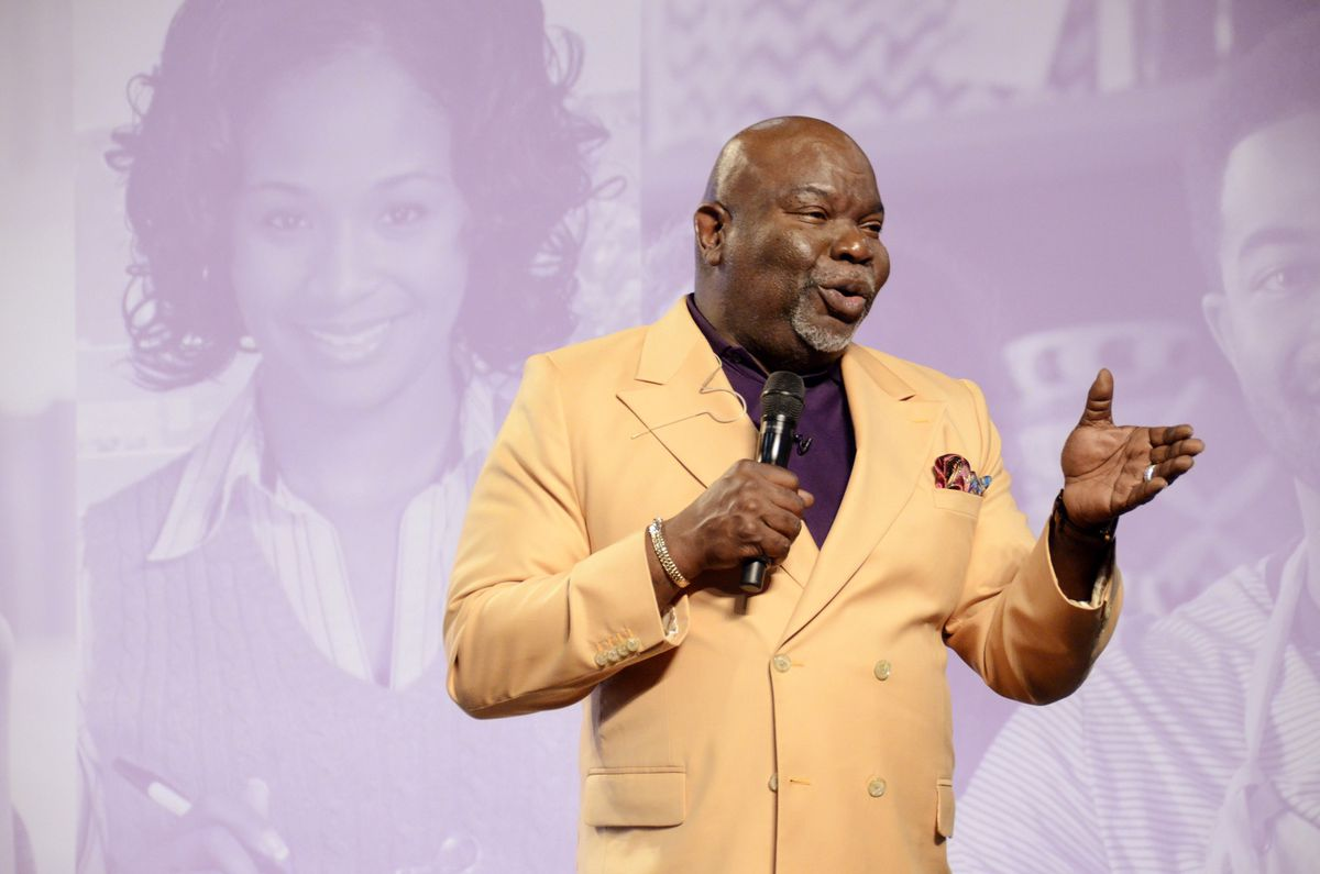 T.D. Jakes (GettyImages)