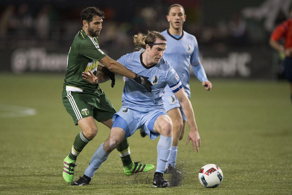 MLS: Preseason-Portland Timbers vs Minnesota United