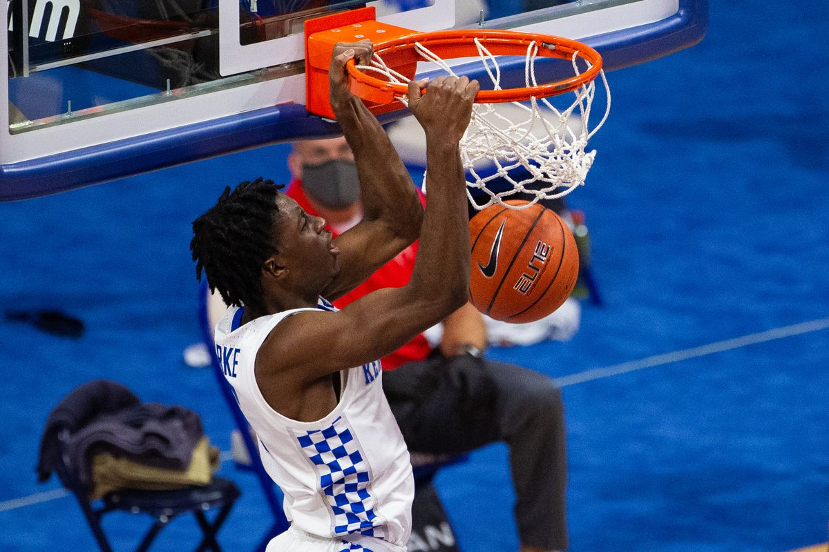 Terrence Clarke leaves Kentucky Wildcats to enter 2021 NBA Draft - A Sea Of  Blue